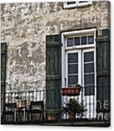 New Orleans Morning Canvas Print