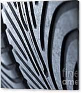 New Racing Tires Canvas Print