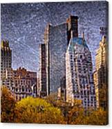 New York Buildings Canvas Print