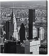 New York City Esb View II Canvas Print