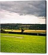 Newgrange Gounds Looking Se Canvas Print