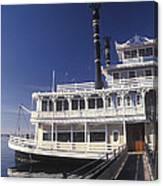 Newport Harbor Nautical Museum - 1 Canvas Print