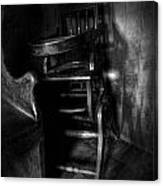 Newton's Corner Canvas Print