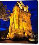 Nhan Tower.  Canvas Print