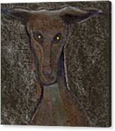 Nice Doggie Canvas Print