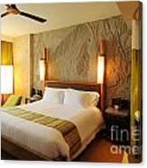Nice Hotel-room Canvas Print