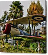 Nieuport 28 Canvas Print