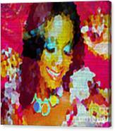 Nigerian Girl Canvas Print