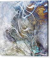 Night Blizzard Canvas Print