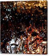 Night Ice Canvas Print