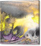Nightfall 26 Canvas Print