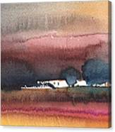 Nightfall 28 Canvas Print