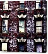 Nine  Windows Canvas Print