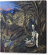 Ninfa Canvas Print