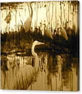 Ninigret Pond Canvas Print