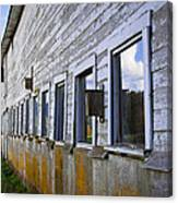Nisqually Wildlife Refuge P18 The Barn Canvas Print