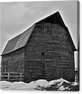 Noble Barn Canvas Print