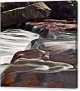 Noble Falls Canvas Print