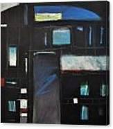 Nocturnal Fragments Canvas Print