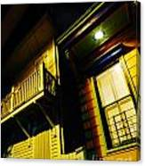 Nocturnal Nola Canvas Print
