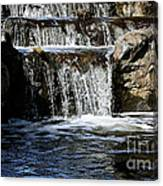 Normandale Falls Canvas Print