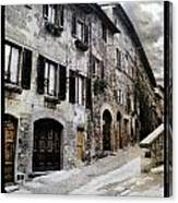 North Italy  Canvas Print