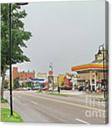 North Winooski Ave. Canvas Print