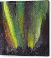 Northern Lights 3 Canvas Print