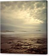 Northumberland Coast Canvas Print