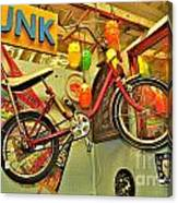 Nostalgia Canvas Print