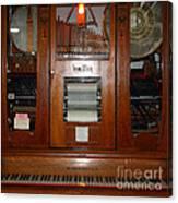 Nostalgic Wurlitzer Player Piano . 7d14400 Canvas Print