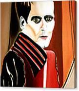 Nostradamus Of The Future Canvas Print