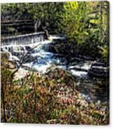 Not Buttermilk Falls Canvas Print