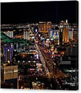 Not Everything Stays In Vegas Canvas Print