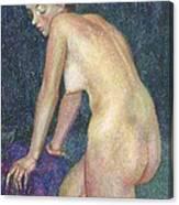 Nu 23 Canvas Print