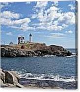 Nubble Light II Canvas Print