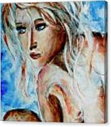 Nude 07 Canvas Print