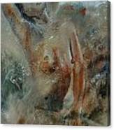 Nude 450101 Canvas Print