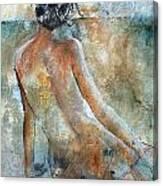 Nude 564213 Canvas Print