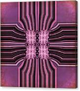 Number 7 Connection To Spirit Canvas Print