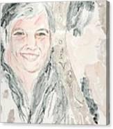 Nuria Canvas Print