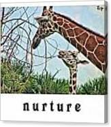 Nurture Canvas Print