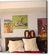 Nut House 3 Canvas Print