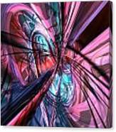 Nutron Flow Fx Canvas Print