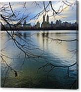 Nyc012 Canvas Print