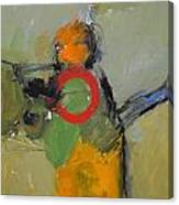 O Lives Or Olives Canvas Print