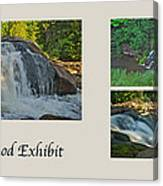 Oakwood Exhibit Canvas Print