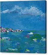 Ocean Delight Canvas Print
