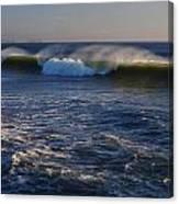 Ocean Of The Gods Canvas Print