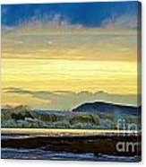 Ocean Power Series 3 Canvas Print